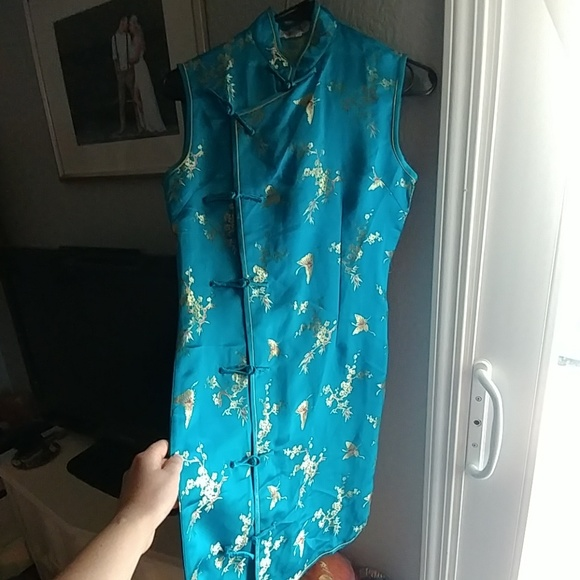 cae219716 Laogudai Dresses | Traditional Chinese Silk Dress | Poshmark